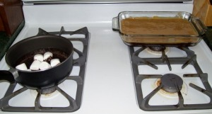 Melting ingredients